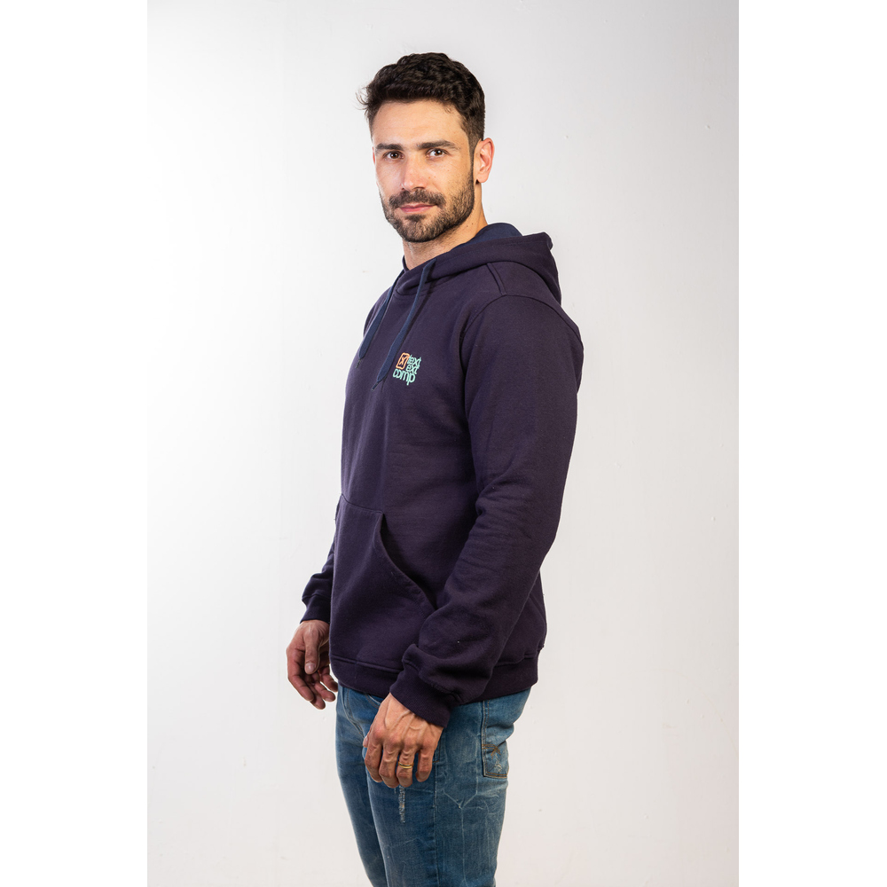 Moletom Masculino TXC Brand Azul Marinho 3164
