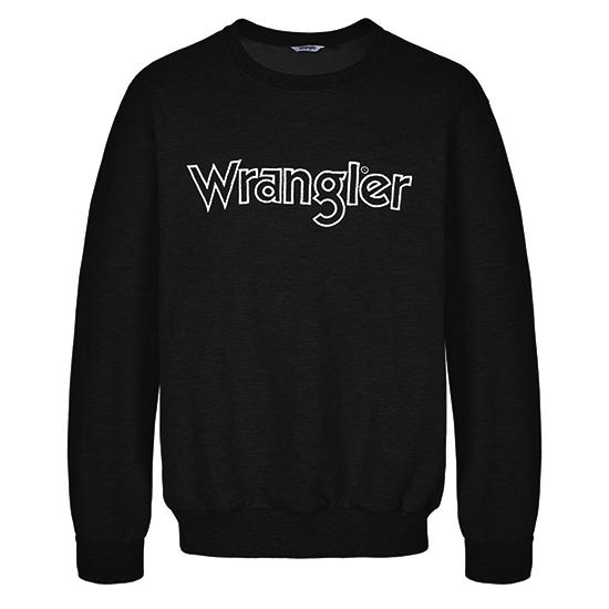 Moletom Masculino Wrangler Preto WM9511