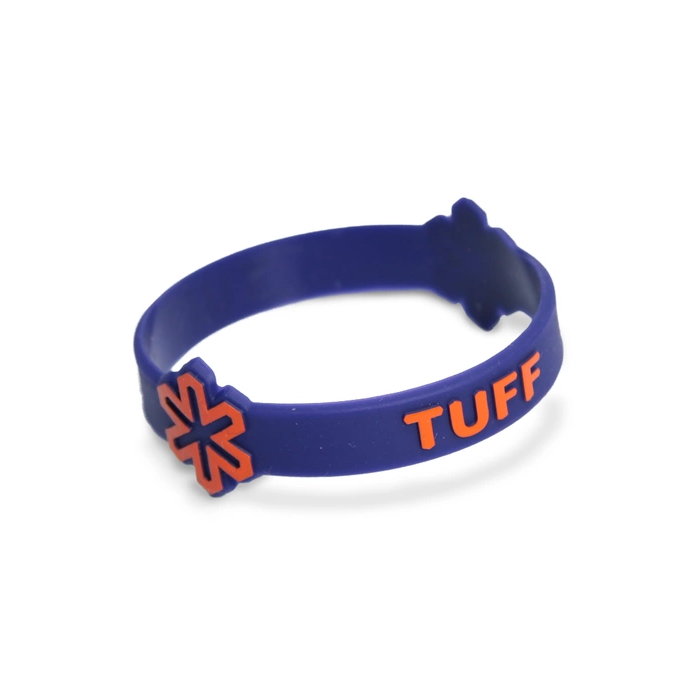 Pulseira Tuff Roxa 3672