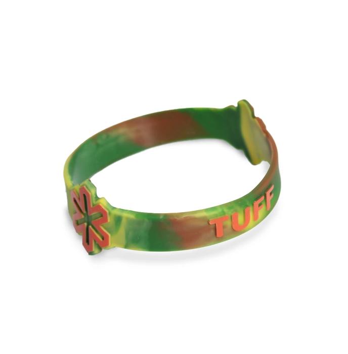 Pulseira Tuff Tie Dye Verde 3675