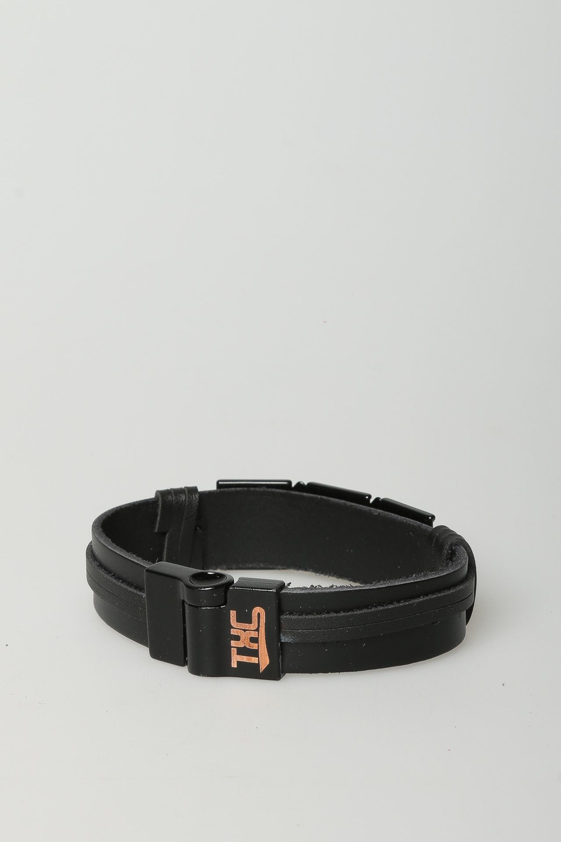 Pulseira TXC Brand Couro P017