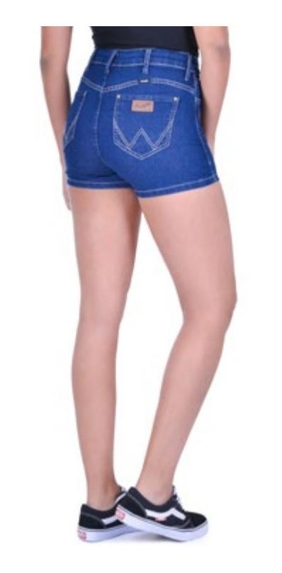 Short Jeans Feminino Wrangler WF6563