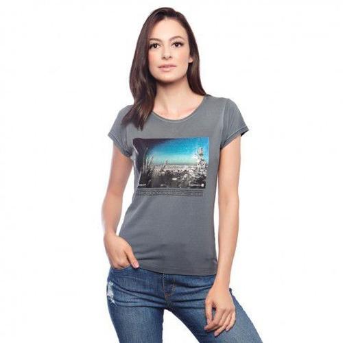 T-Shirt Feminina Escaramuça Divino