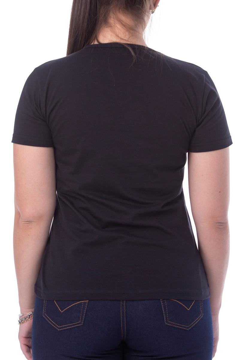 T-Shirt Feminina King Farm GCF08