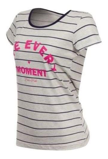 T-Shirt Feminina  Made In Mato F4090