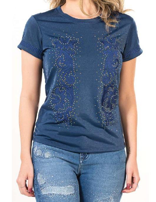 T-Shirt Feminina Miss Country Beautiful