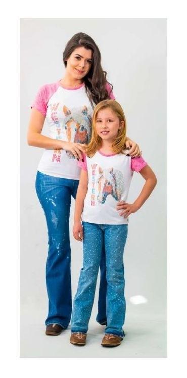 T-Shirt Feminina Miss Country Oklahoma