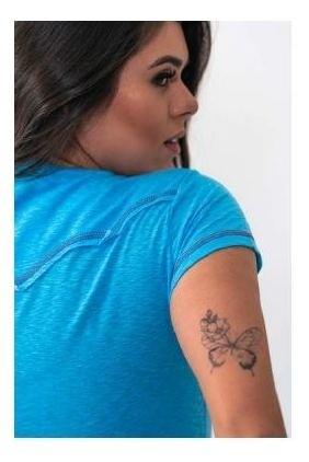 T-Shirt Feminina Miss Country Santa Mônica
