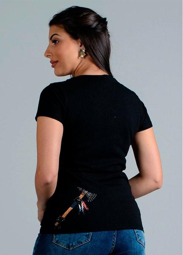 T-Shirt Feminina Ox Horns 6139