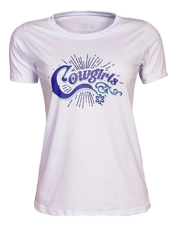 T-Shirt Feminina Tuff TS1666