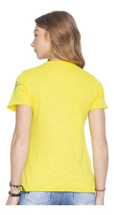 T-Shirt Feminina Zenz Western Air ZW0320031