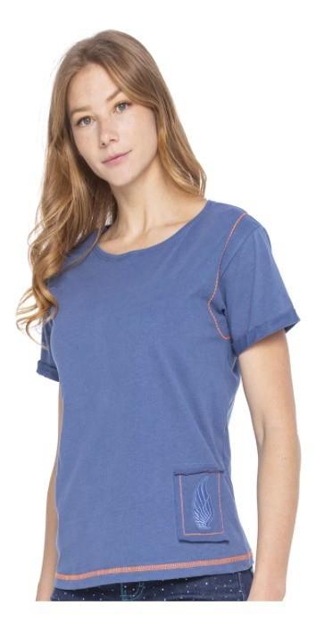 T-Shirt Feminina Zenz Western Sereno ZW0320036