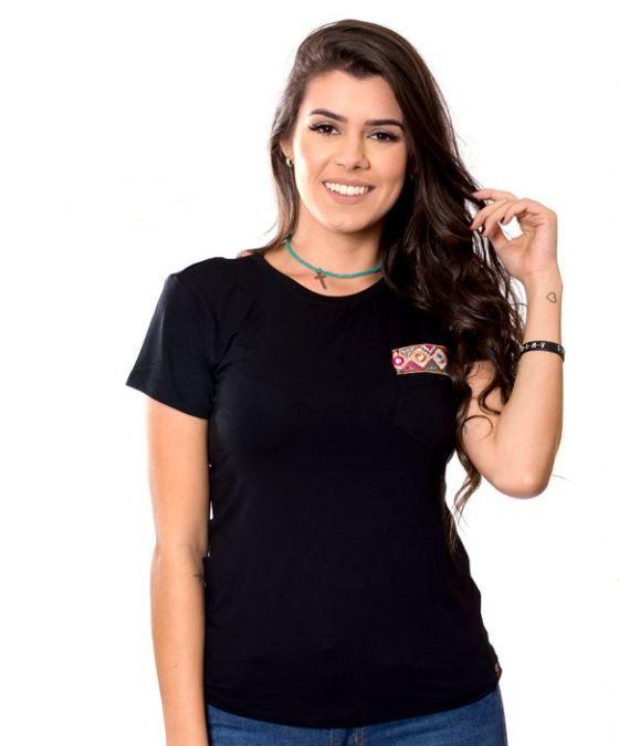 Blusa Feminina Miss Country Tee Beauty