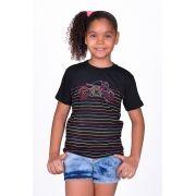 Camiseta Infantil Moto Lovers - Motos