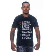 Camiseta Lema Motociclista