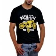 Camiseta Moto Lovers - Motorcycle