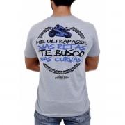 Camiseta Moto Lovers - Te Busco nas Curvas