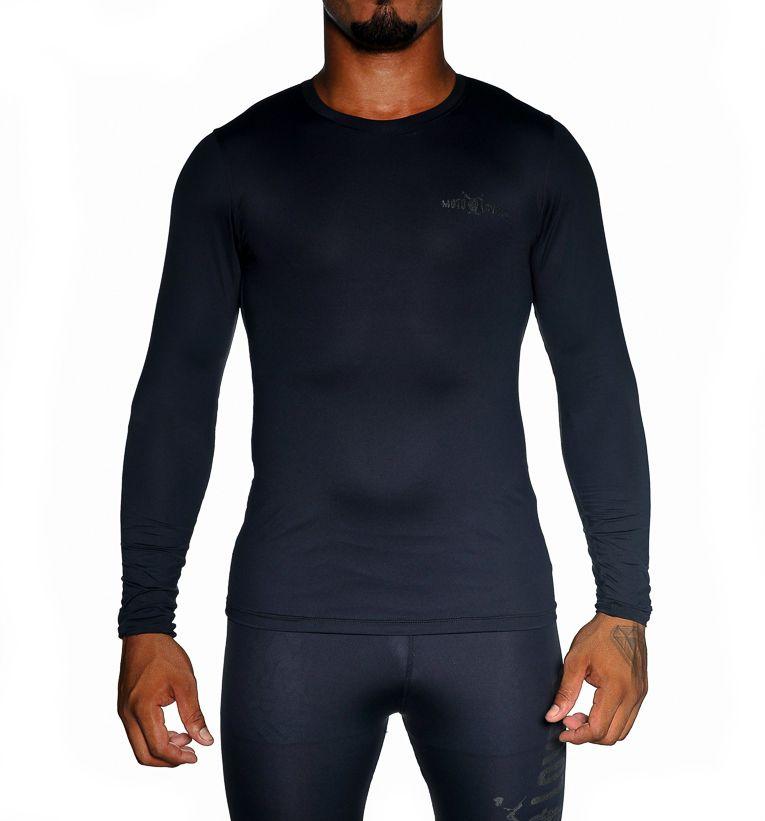 Camisa Térmica  Segunda Pele - Proteção UV