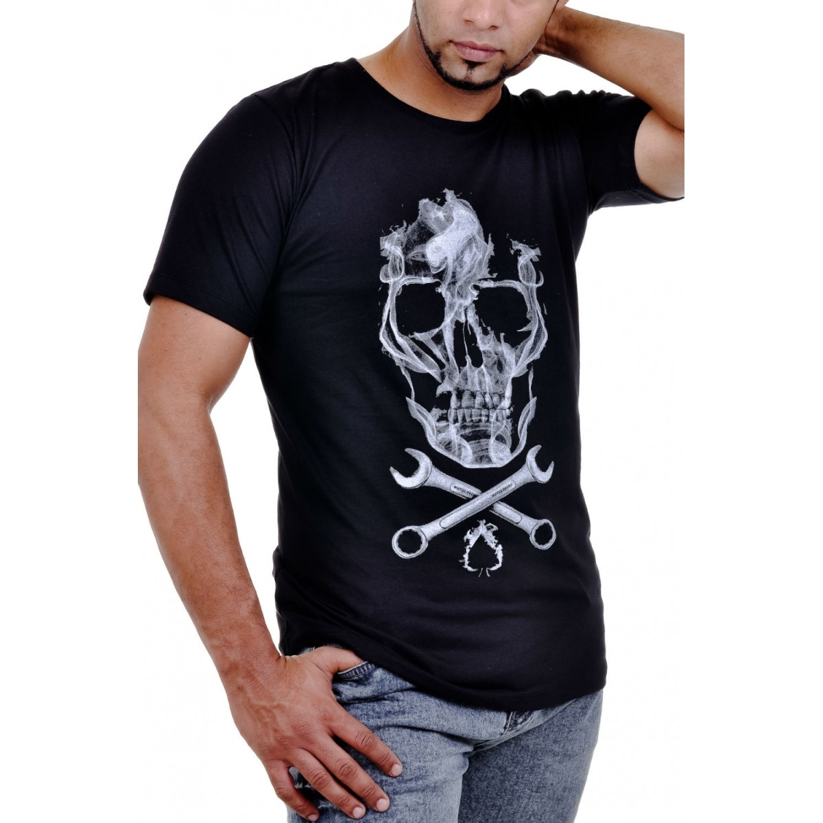 Camiseta Moto Lovers - Ghost Biker