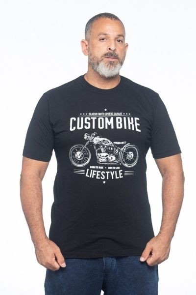 Camiseta Custom Bike