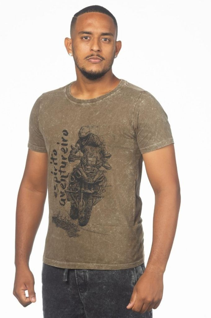 Camiseta Espirito Aventureiro - Big Trail