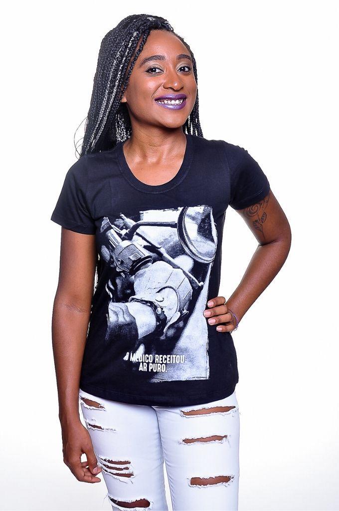 Camiseta Feminina Ar Puro