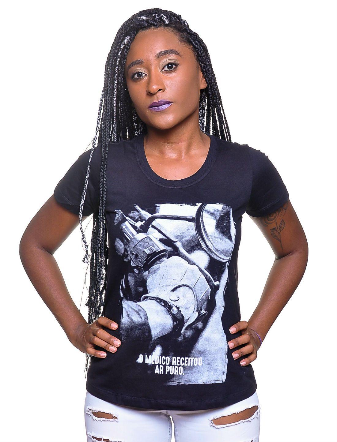 Camiseta Moto Lovers - Ar Puro