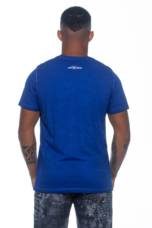 Camiseta Moto Lovers - Duas Rodas