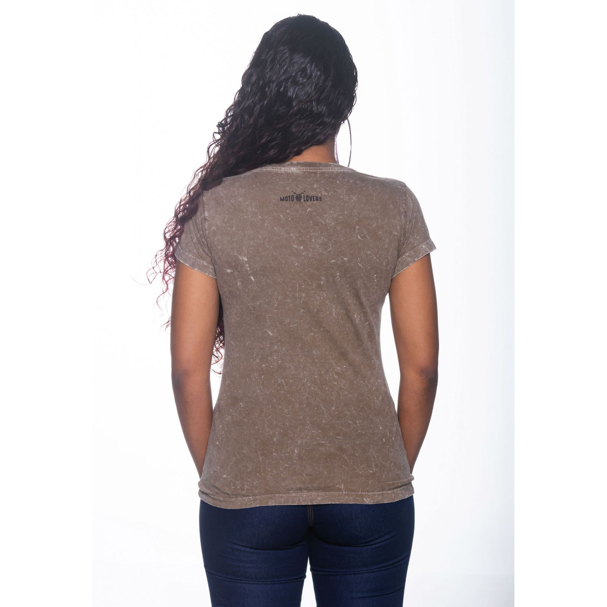 Camiseta Moto Lovers - Espirito Aventureiro
