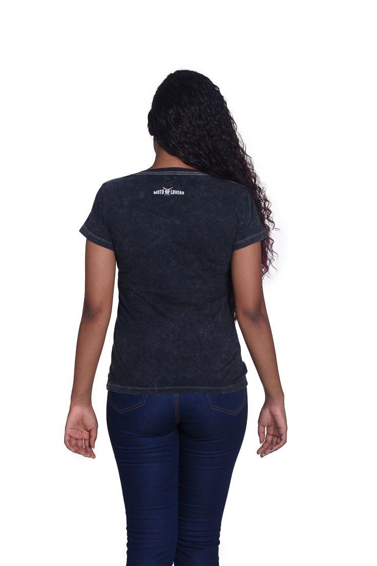 Camiseta Moto Lovers - Giro da Chave