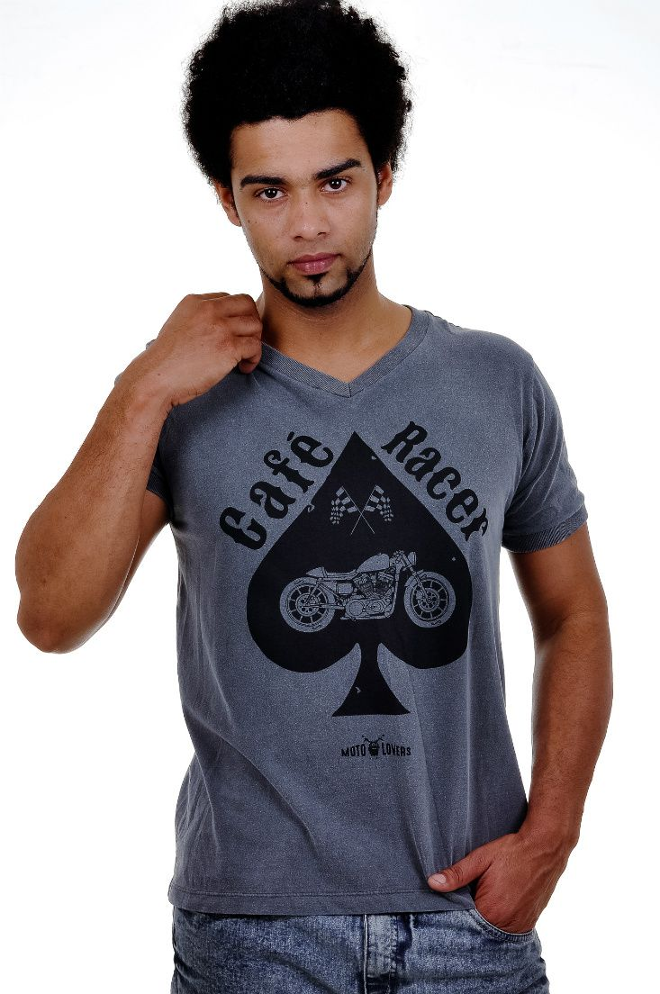 Camiseta Stone Café Racer