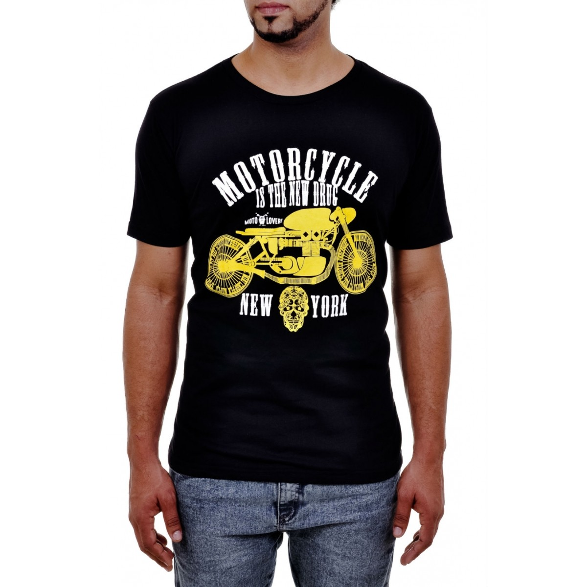 Camiseta Motorcycle
