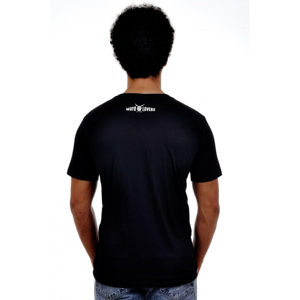 Camiseta Não Importa o Estilo