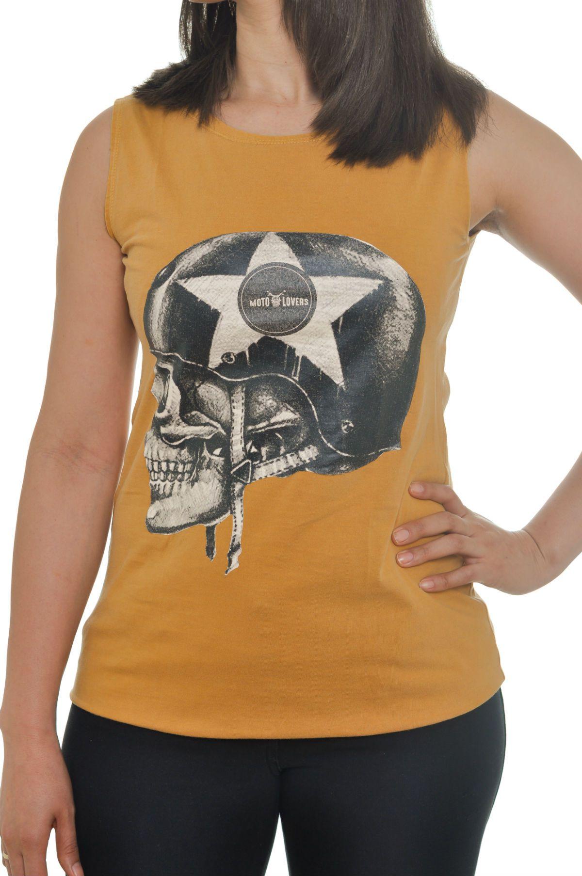 Regata Moto Lovers - Helmet Skull