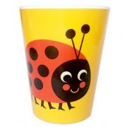 Copo Infantil Omm Design - Joaninha