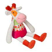Ebulobo - Doudou Vaca Paz e Amor