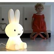 Luminária Coelha Miffy - LED com fio