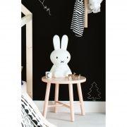 Luminária Coelha Miffy - Natural com Fio