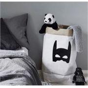Saco Organizador Infantil para Brinquedos - Bag Batman