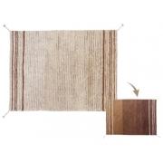 Tapete Lorena Canals Reversível Twin Caramelo - 120 x 160 cm