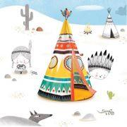Tenda de Índio - Teepee Djeco