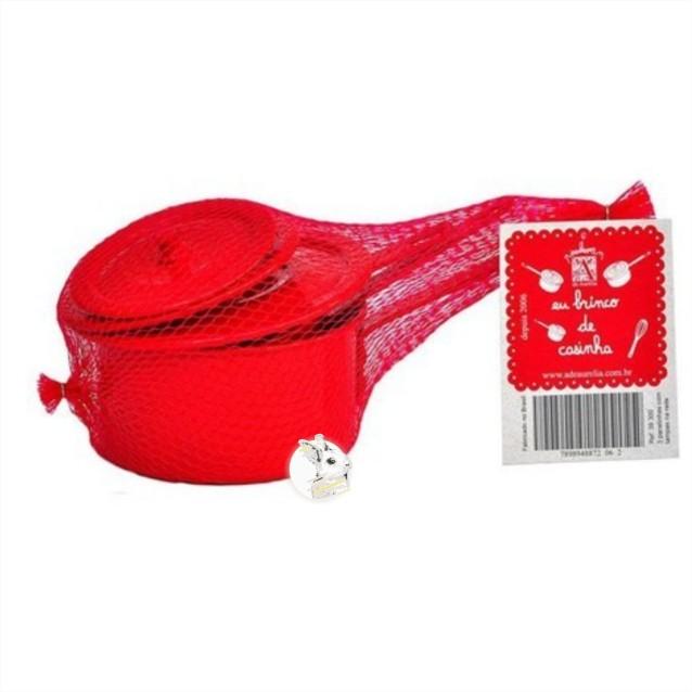 A de Aurélia - Panelinhas Vermelhas na rede