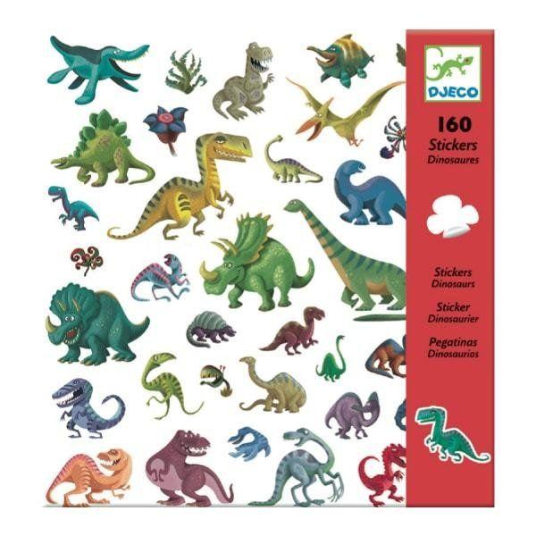 Adesivos Djeco - Dinossauros