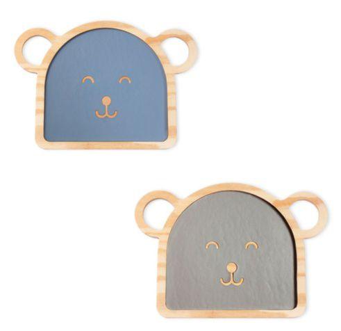Bandeja Adot Urso - Azul ou Cinza