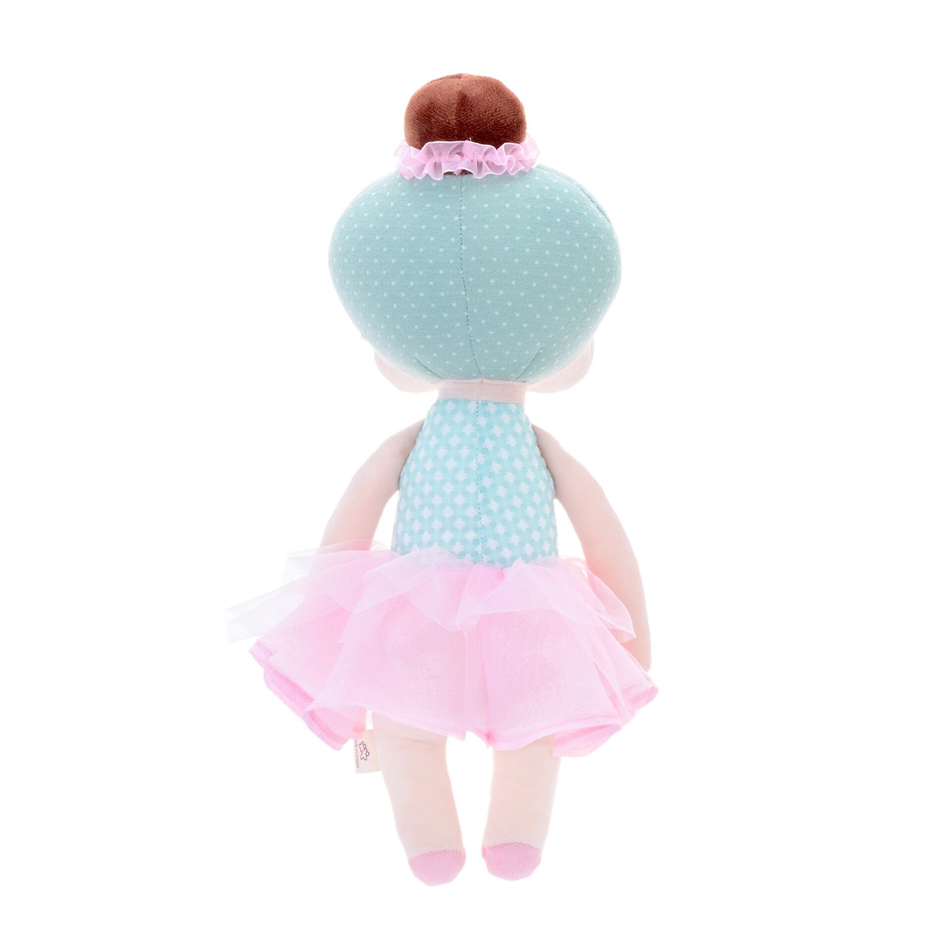 Boneca Metoo Bailairina Lai Ballet  - 2 tamanhos 40 cm ou 33 cm