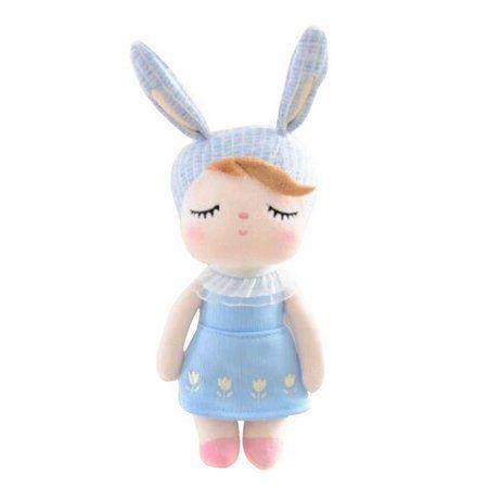 Boneca Metoo Mini - Azul 19 cm