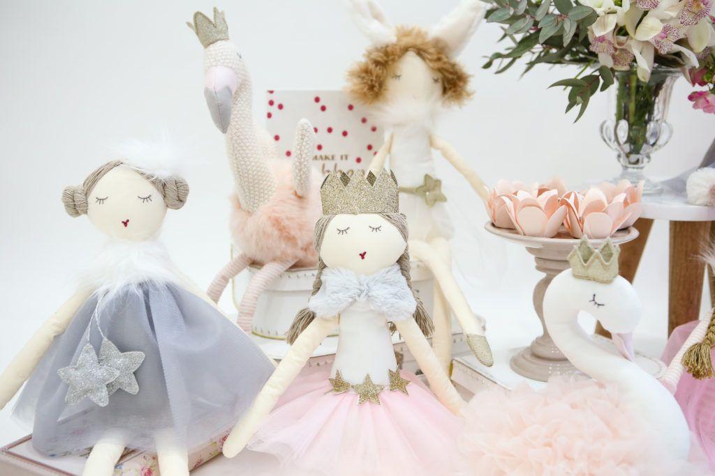 Boneca Sam & Peas - Lily