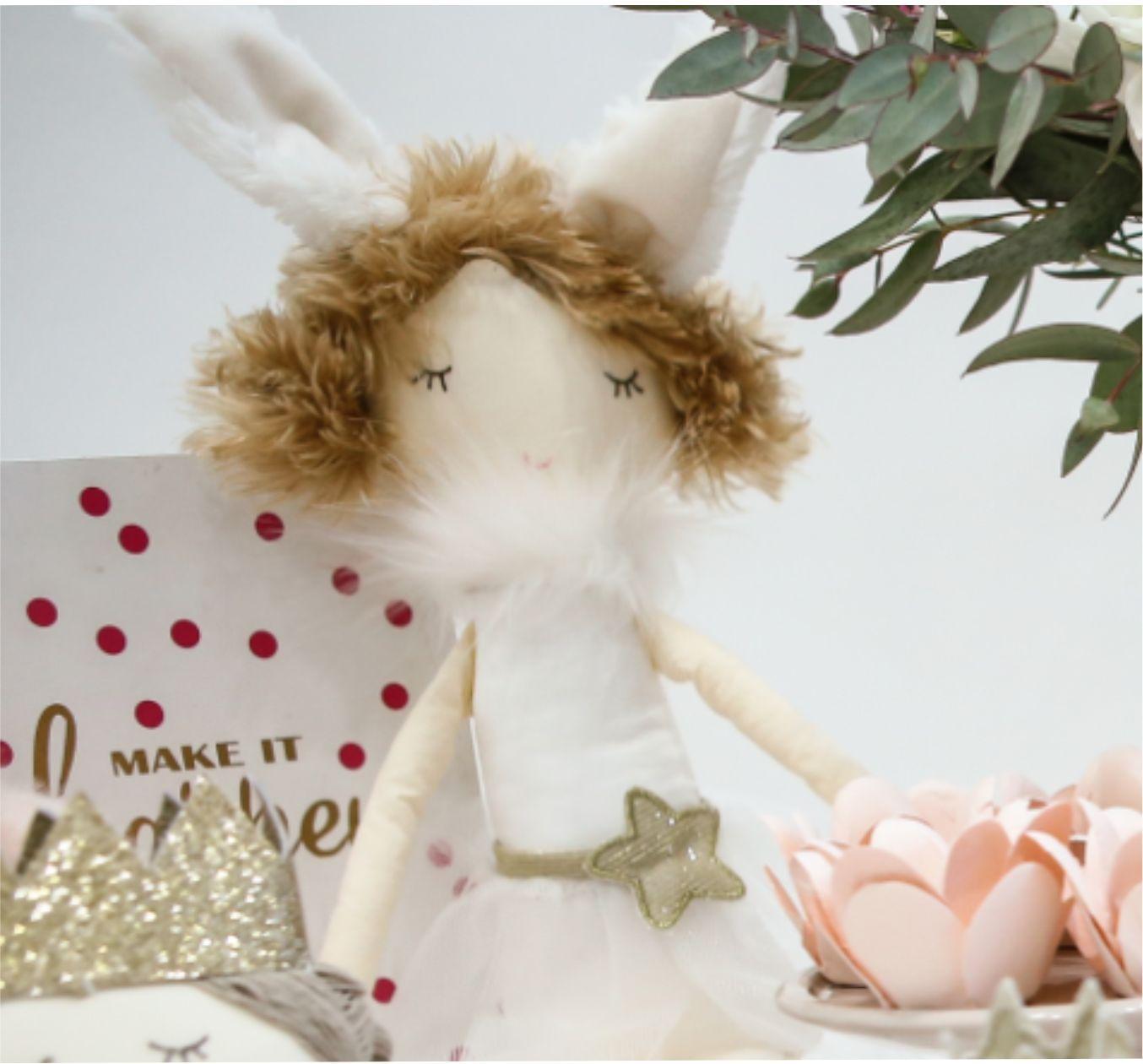 Boneca Sam & Peas - Lovely Aurore