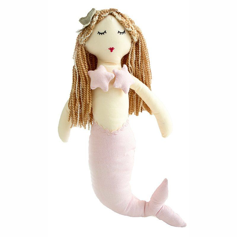 Boneca Sam & Peas - Mermaid Aya