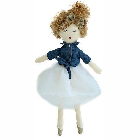 Boneca Sam & Peas - Nina